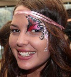 Adult face painting parties