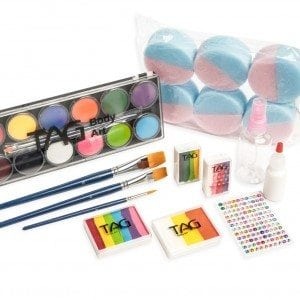 Beginners Face Painting Kit