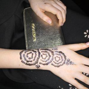 Glam Airbrush tattoos