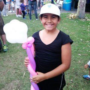 Magical Flower Balloon