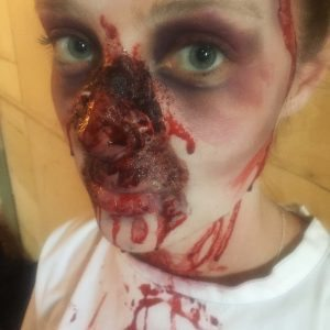 We love Special effects makeup