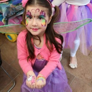 fairy-face-paint