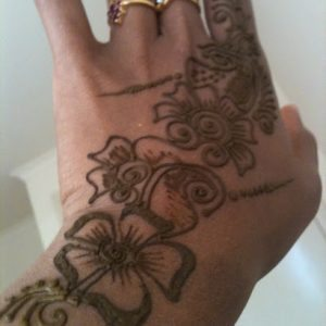 henna for body
