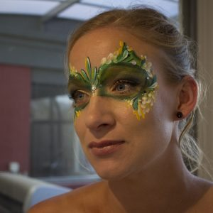 Face Painting masquerade masks