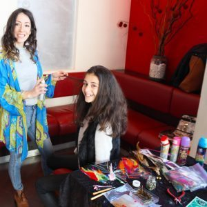 Adult Face Painting Melbourne