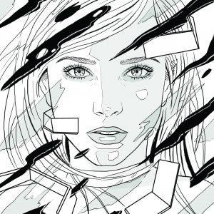 Girl Vector 1