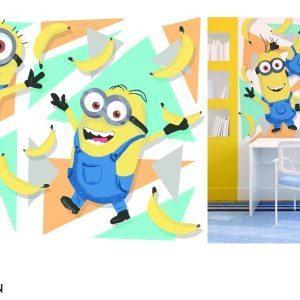 Minion- Mural Design