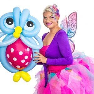 Balloon-Animal-Fairy-Childrens-Entertainer