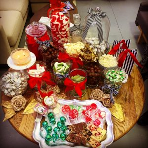 Candy Candy buffets!