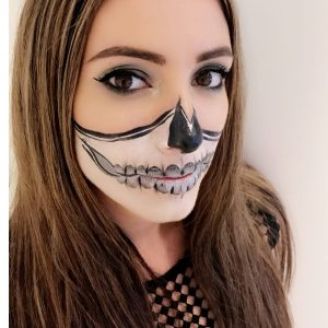 Makeup and face painting