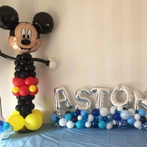 Micky Mouse Balloons
